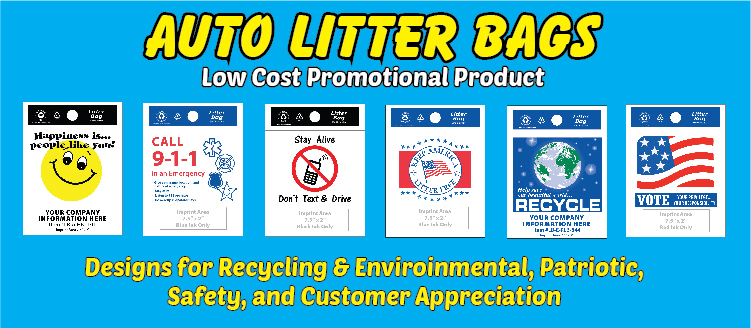 Auto Litter Bags